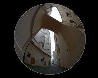 "1. Platz Projektion - Rolf Hengel ""Dom"""