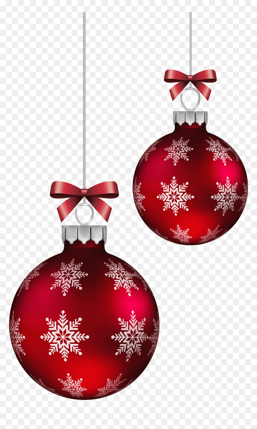 Transparent Christmas Ball Clipart Christmas Decorations Transparent Background Hd Png Download Vhv