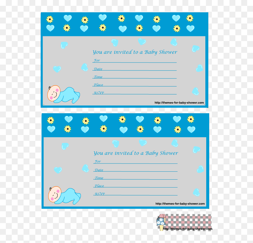 Here are fun, free, printable baby shower games from the classic to the unique. Free Printable Boy Baby Shower Invitations Printable Baby Shower Hd Png Download Vhv