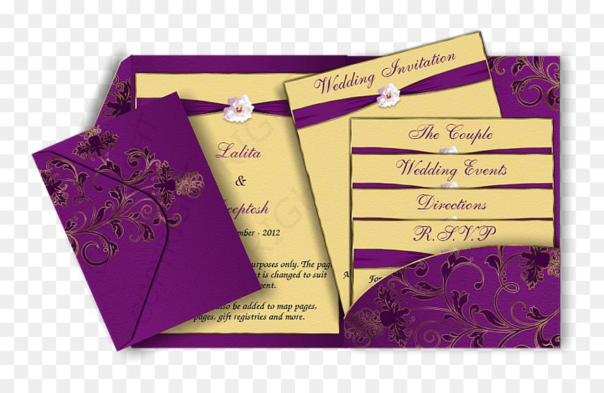 indian marriage invitation design hd