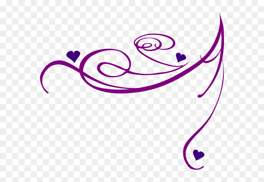 decorative swirl clipart png for web