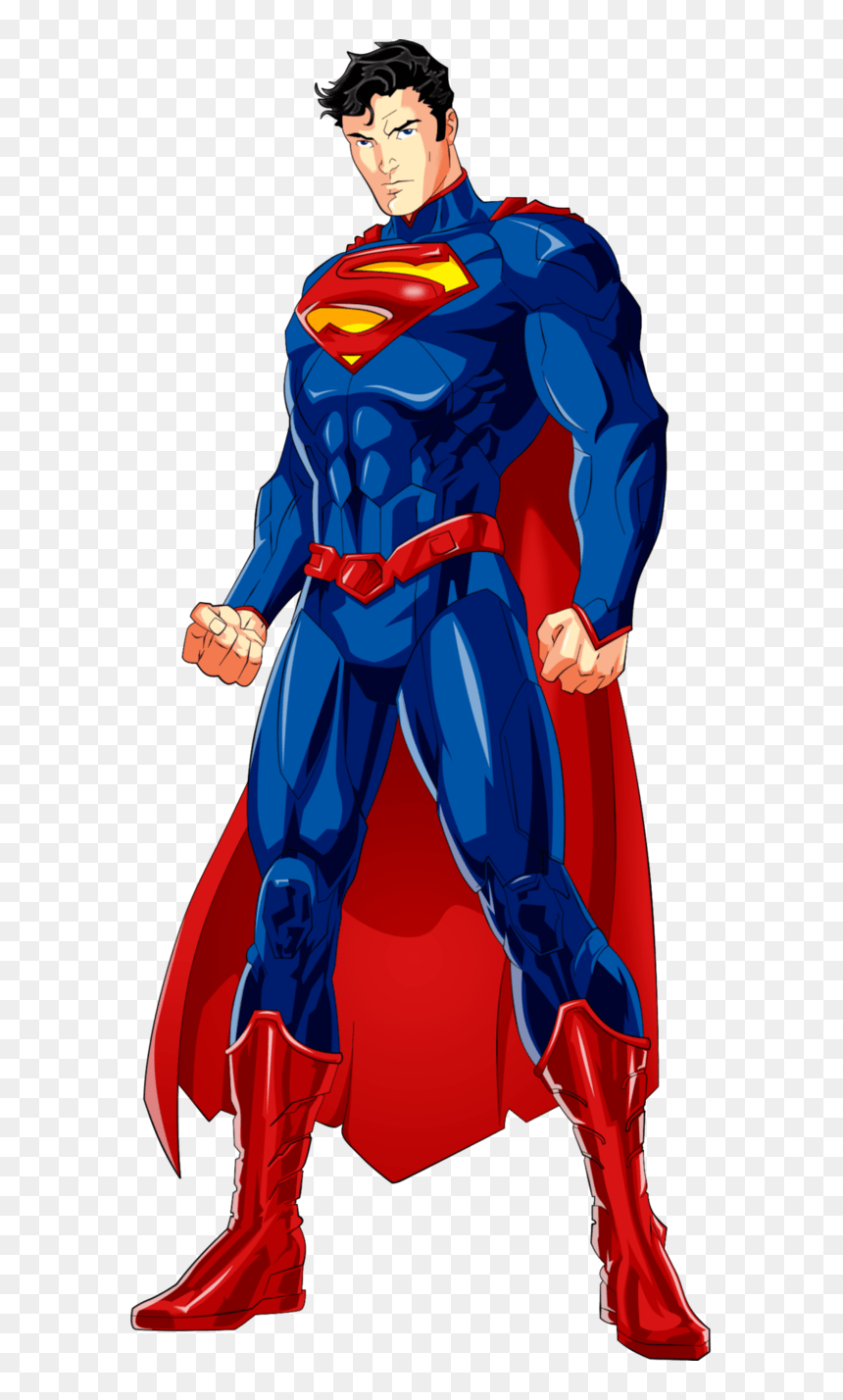 superheroes birthday invitation card