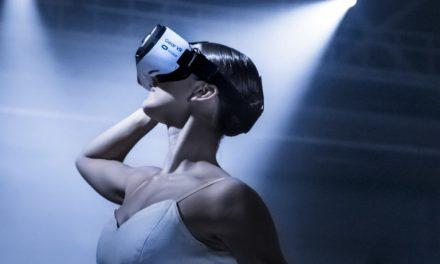 Ballet especially made for VR
