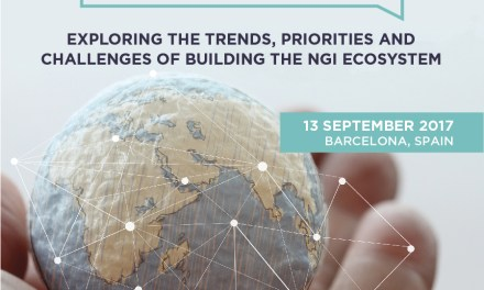 The Next Generation Internet Forum 2017 in Barcelona