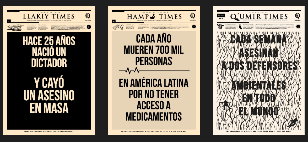 Peruvian journalism site seeks to reach new audiences with print editions of its most prominent investigative reports