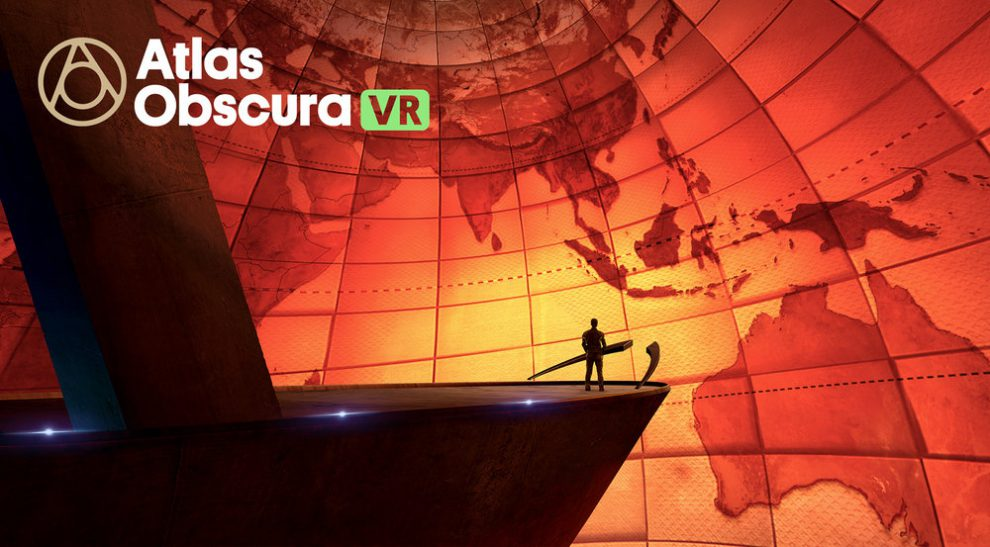 Atlas Obscura is using virtual reality to transport readers to the world's distant, exotic locations