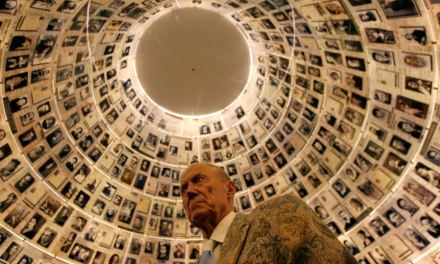 New tech to offer virtual talks with Holocaust survivors
