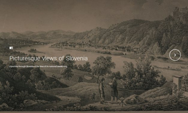Picturesque views of Slovenia
