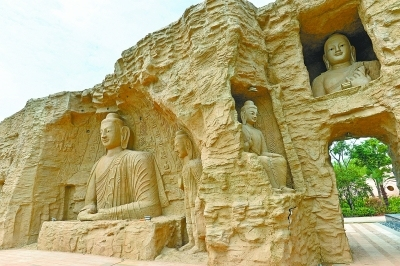Across China: Digital technology helps recreate iconic cultural heritage