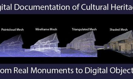 Cultural Heritage 3D Modelling and visualisation within an Augmented Reality Environment, based on Geographic Information Technologies and mobile platforms
