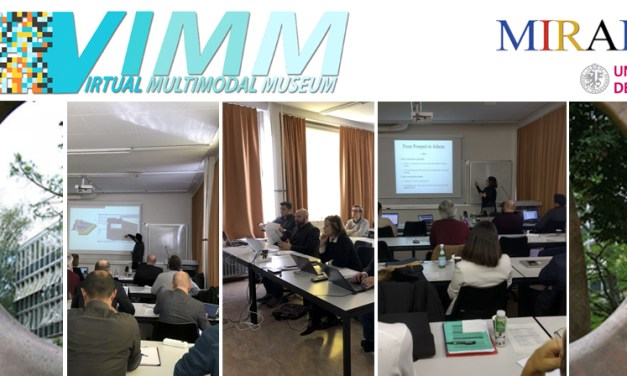 """WORKSHOP THEMATIC AREA 6: """"Discovery"""" – successful meeting"""