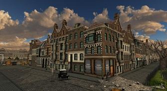 Roterdam 1940 – After de bombing raid