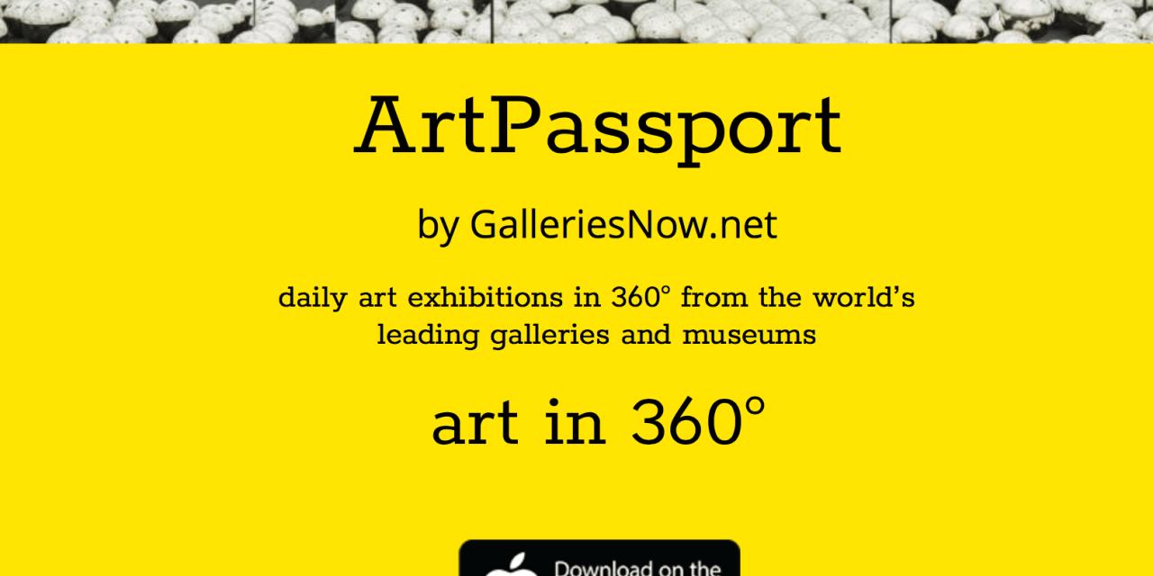 ArtPassport – daily art exhibitions in 360