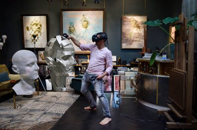 Victoria Chang on how Vive's Arts Program is Expanding to Museums Around the World
