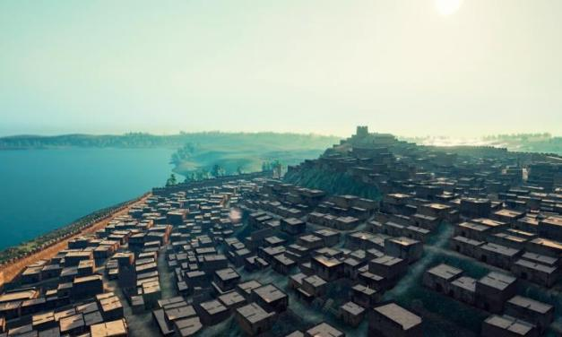 A VIRTUAL RECONSTRUCTION OF AN IRON AGE TOWN