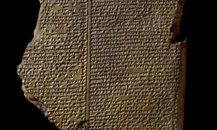 Clay tablets from the cradle of civilisation provide new insight to the history of medicine