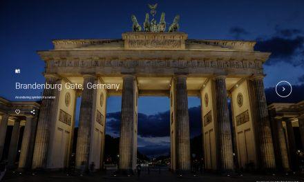 Brandenburg Gate, Germany & CyArk