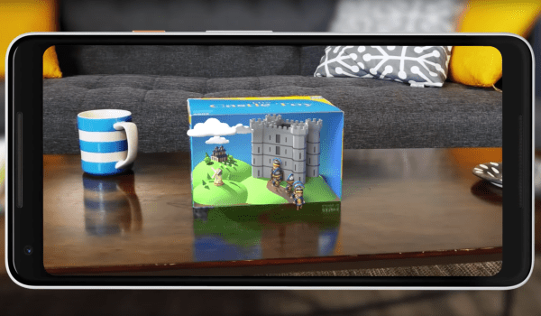 Google adds shared AR experiences to Android