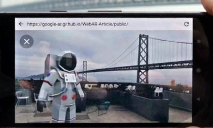 Web based augmented reality