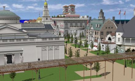 Take a virtual trip to 1893's White City at the Museum of Science and Industry