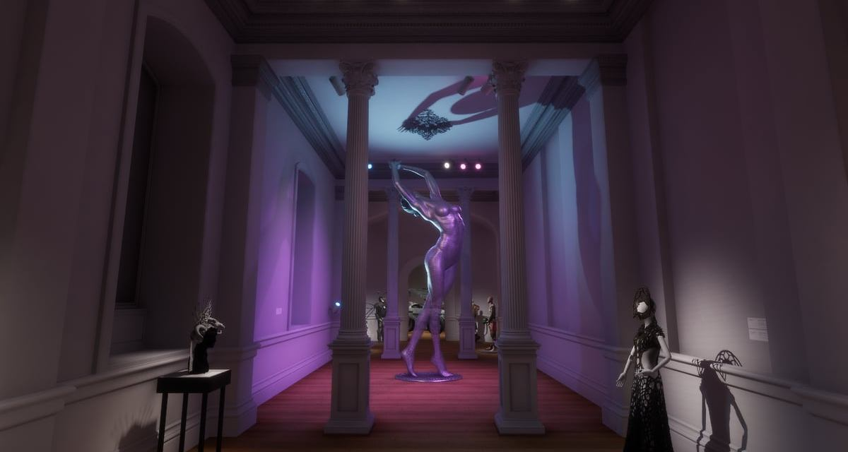 The Smithsonian American Art Museum is using Virtual Reality to reach beyond the exhibit space