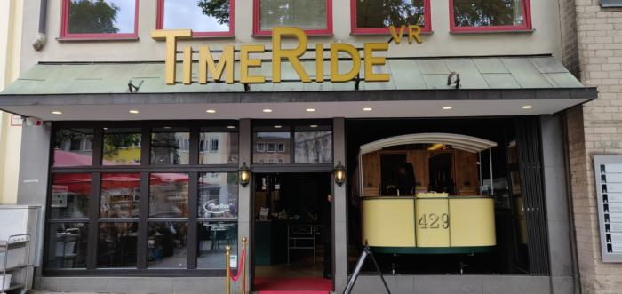 TimeRide VR offers Gamescom visitors a fascinating virtual tour of Cologne's imperial age