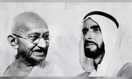 Plans revealed for Zayed-Gandhi Digital Museum
