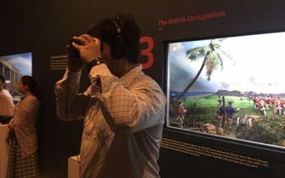 Ayala Museum relives heroes' legacies via virtual reality