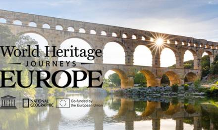 UNESCO launches new travel platform 'World Heritage Journeys' to promote sustainable tourism in the EU