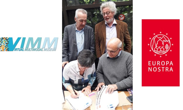 Joint Statement between Europa Nostra and VIMM
