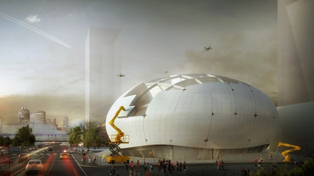 New Robot Science Museum will be part-built using robots