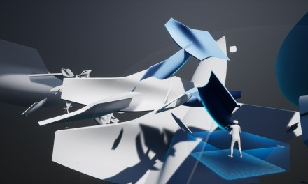 """Zaha Hadid's """"Project Correl"""" Printed Model was Designed in Virtual Reality by Museum Visitors"""