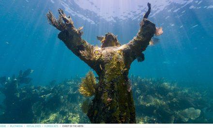 Virtual Dive Galleries at National Maritime Sanctuary