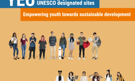 Youth engagement in UNESCO designated sites. Empowering youth towards sustainable development