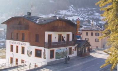 Escursionismo sulla Via Alpina  Albergo Regina delle AlpiPietraporzio CN
