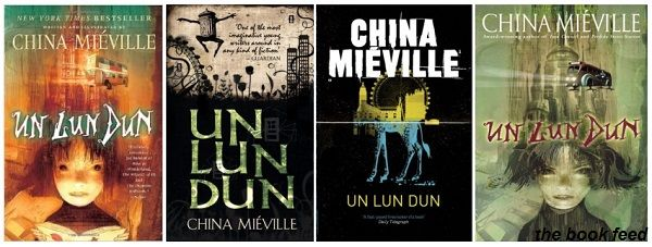 """Un Lun Dun"" (China Miéville, Oz Editorial)"
