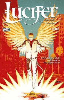 """Lucifer: Cielo frío"" (Holly Black, Lee Garbett y Stephanie Hans, ECC Comics)"