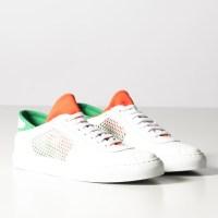 BM -Sneakers in pelle