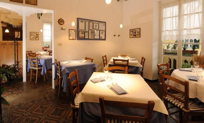 La cucina di nonna Nina  Ristorante Camogli  San Rocco