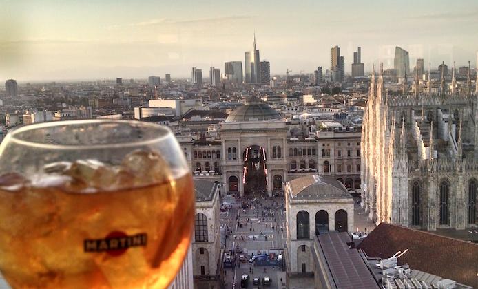 Martini Summer Tour a Milano Firenze Roma e in Salento