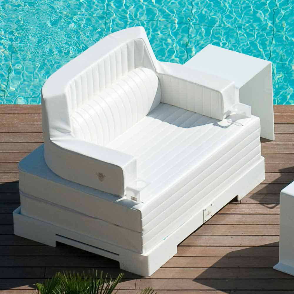 Modern floating pool chair Magnum Luxury by Trona modern