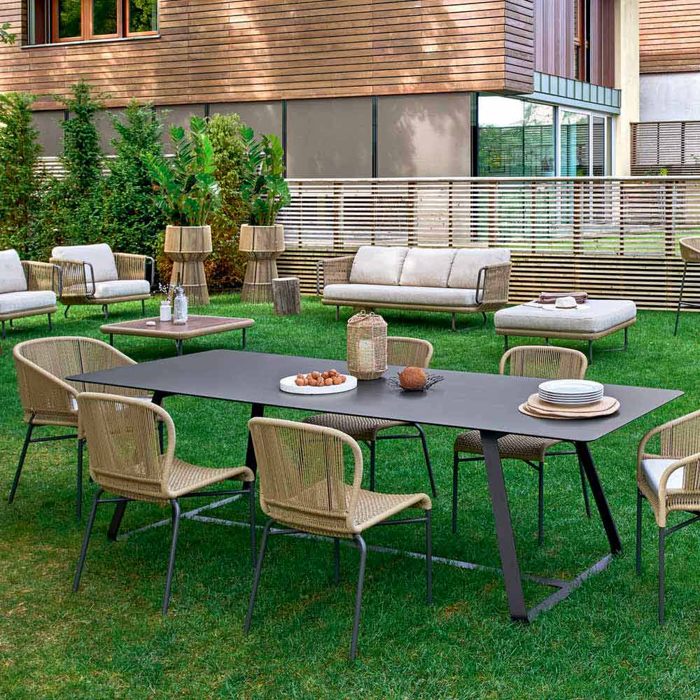Modern outdoor dining tablemany measures available