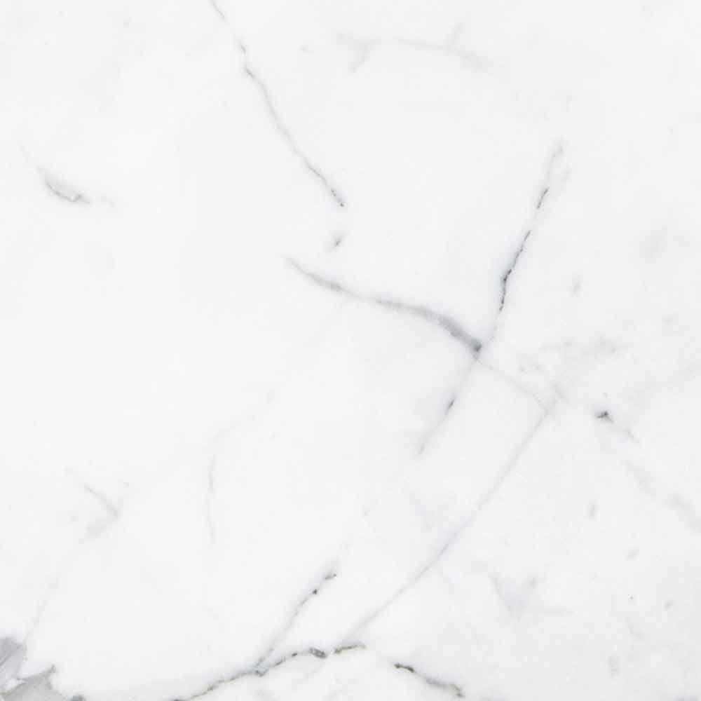 accessoires de salle de bain en marbre blanc de carrare made in italy tuono