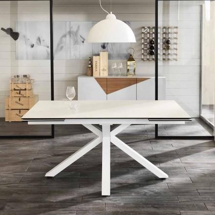 tables extensibles avec plateau en