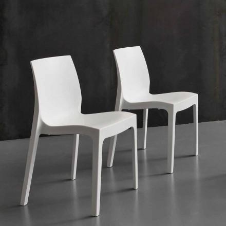 Originalità e stile per il soggiorno. Sedie Design Da Cucina E Soggiorno Made In Italy Viadurini