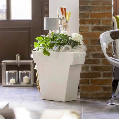 Vasi moderni da interno design. Vaso Da Giardino Decorativo Di Design Il Vaso Slide Made In Italy