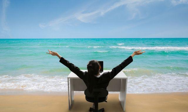 Desconnectar de la feina durant les vacances d'estiu és vital