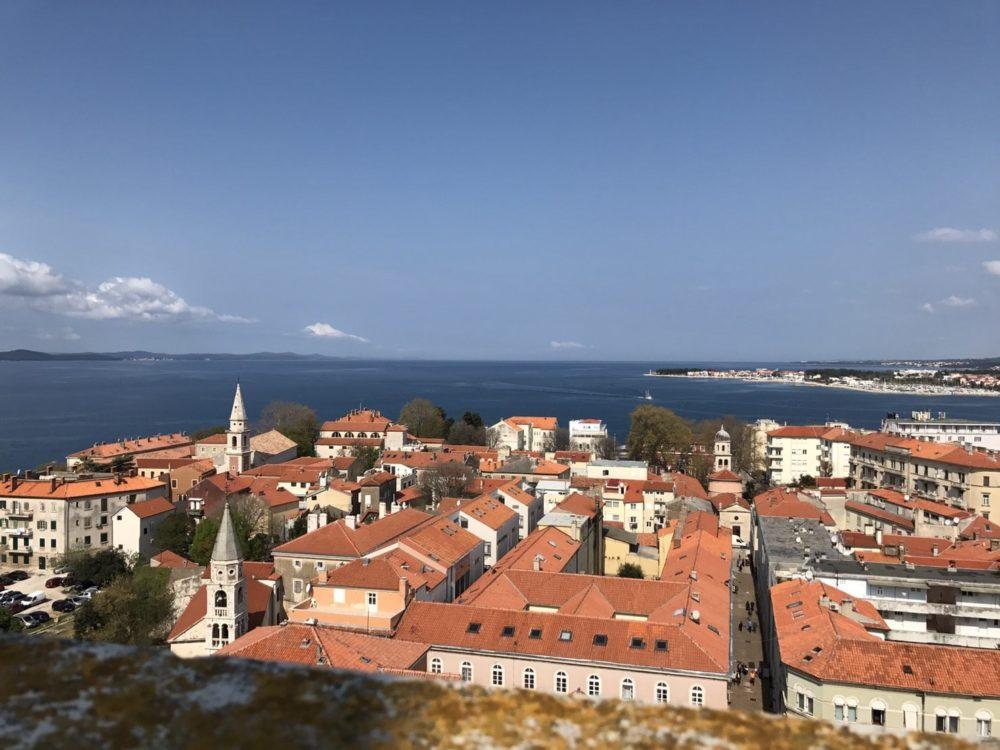 クロアチア ザダル 聖ストシャ大聖堂