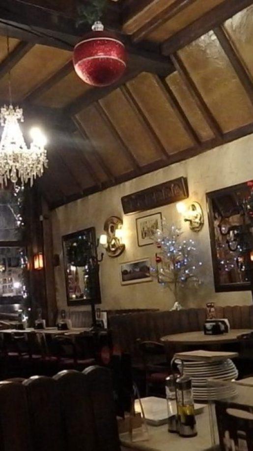 ブリュッセル グランプラス レストラン