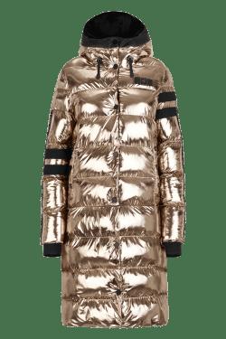 Cappotto staccabile Oro